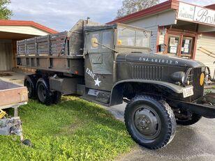 vojenské vozidlo GMC 1942   CCKW 353 with winch
