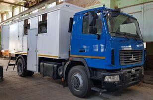 nové vojenské vozidlo MAZ 5340