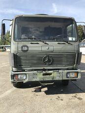 vojenské vozidlo MERCEDES-BENZ 1017  4x4  KIPPER