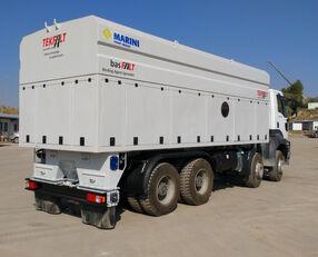 nové vojenské vozidlo TEKFALT basFALT Binding Agent Spreader