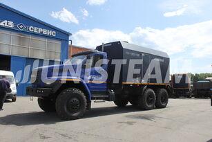 nové vojenské vozidlo UNISTEAM ППУА 1600/100 серии UNISTEAM-M1 УРАЛ NEXT 4320