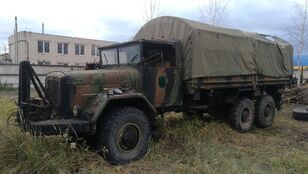 vojenské vozidlo MAGIRUS-DEUTZ JUPITER pro díly
