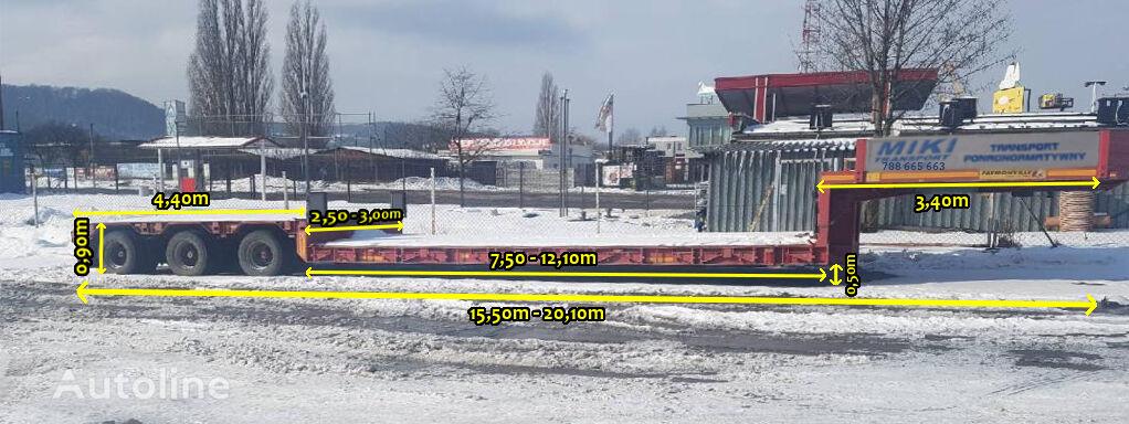 návěs podvalník FAYMONVILLE STB 7-3A