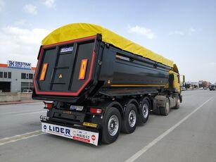 nový návěs sklápěč LIDER LIDER DUMPER READY STOCKS NEW 2021 YEAR