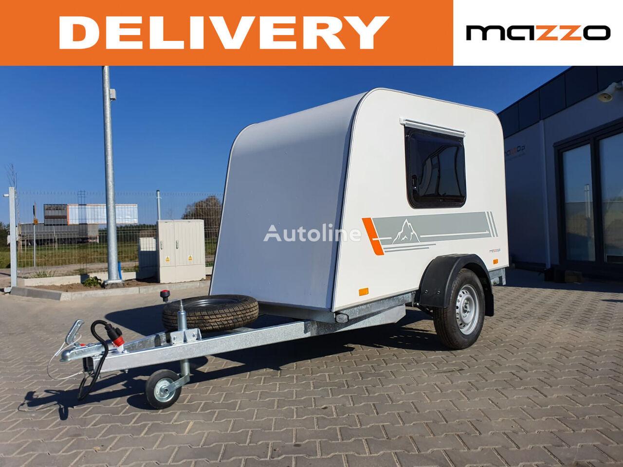 nový obytný přívěs Mini camper 250x125x140cm camping