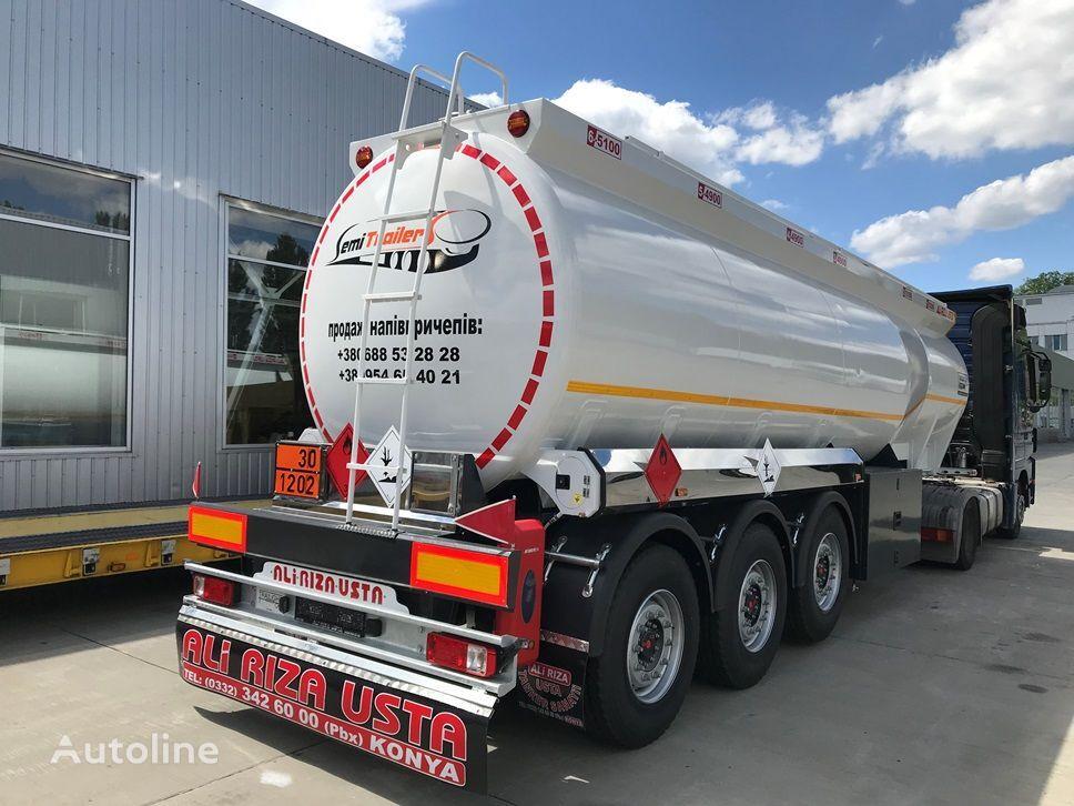 nový palivová cisterna ALI RIZA USTA Benzovoz