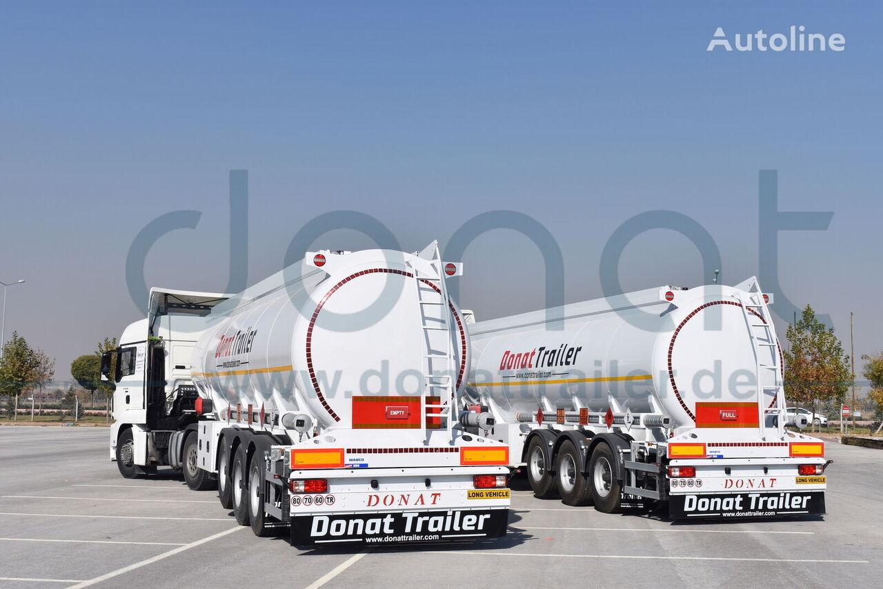 nový palivová cisterna DONAT Bottom Loading with recuperation system - 7 compartments