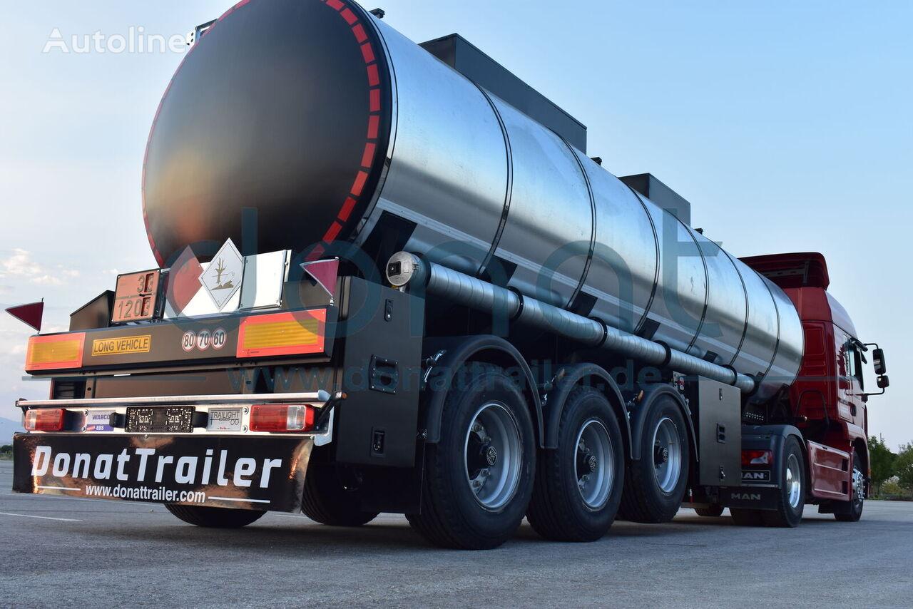 nový palivová cisterna DONAT Termos - Insulated