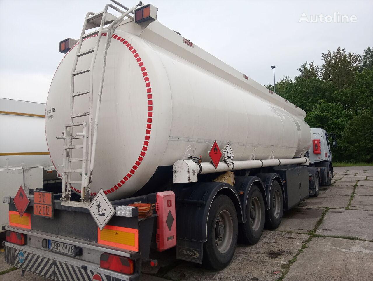 palivová cisterna KASSBOHRER