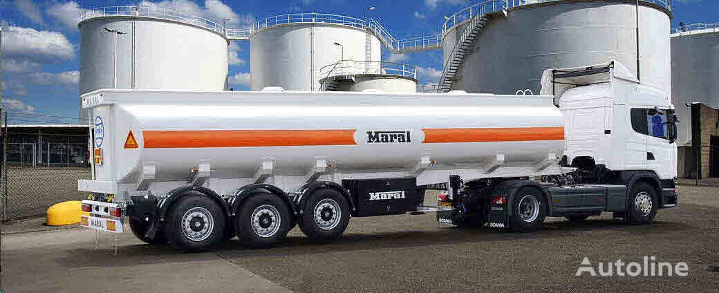 nový palivová cisterna Maral Trailer TANKER