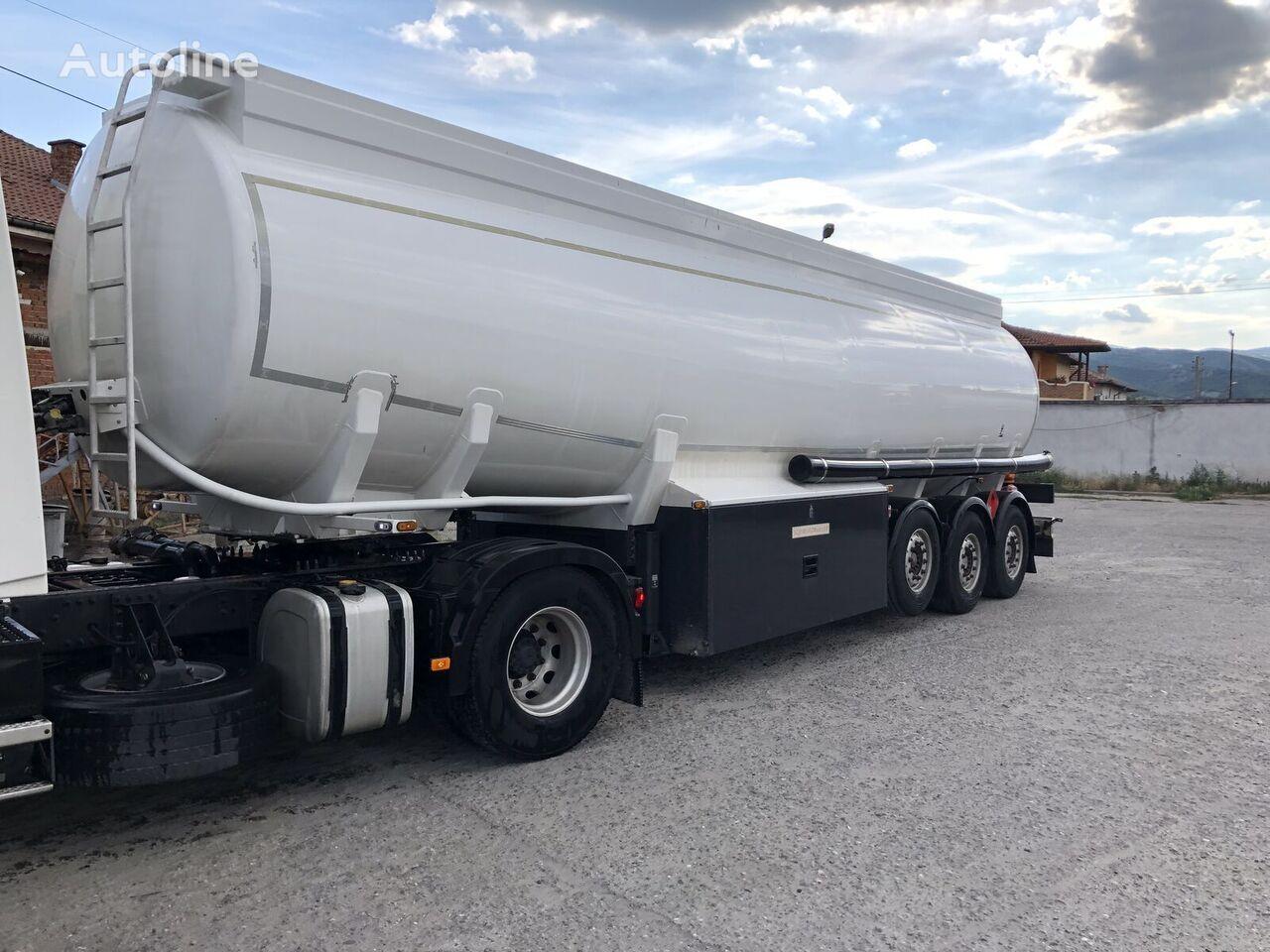 palivová cisterna SCHWARZMÜLLER 2br