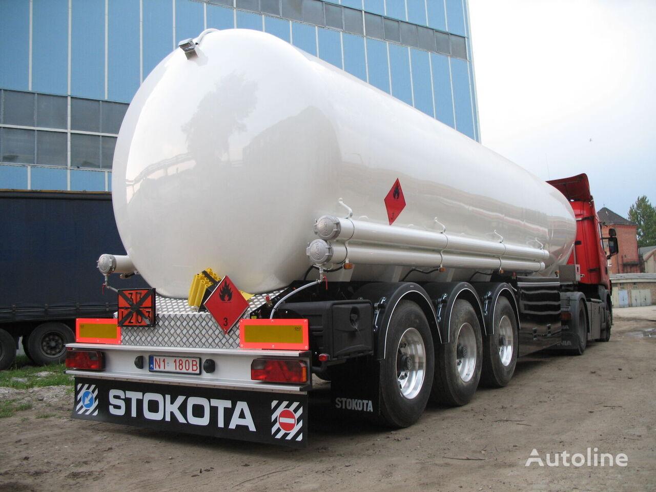 nový palivová cisterna STOKOTA
