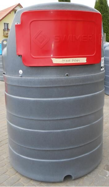 nový palivová cisterna SWIMER Diesel-Tank/ Double walled tank/ Zbiornik