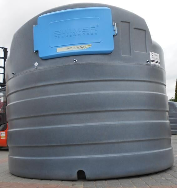 nový palivová cisterna SWIMER Diesel-Tank/ Tank/ Zbiornik 5000 l