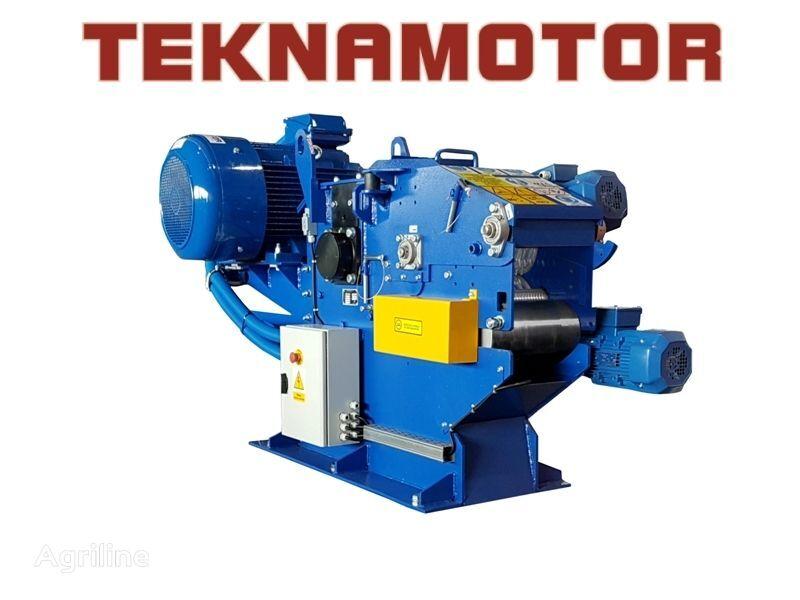 nový pilařský závod TEKNAMOTOR Skorpion 250EB