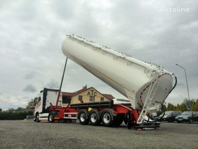 nový potravinářská cisterna KASSBOHRER SSK 40