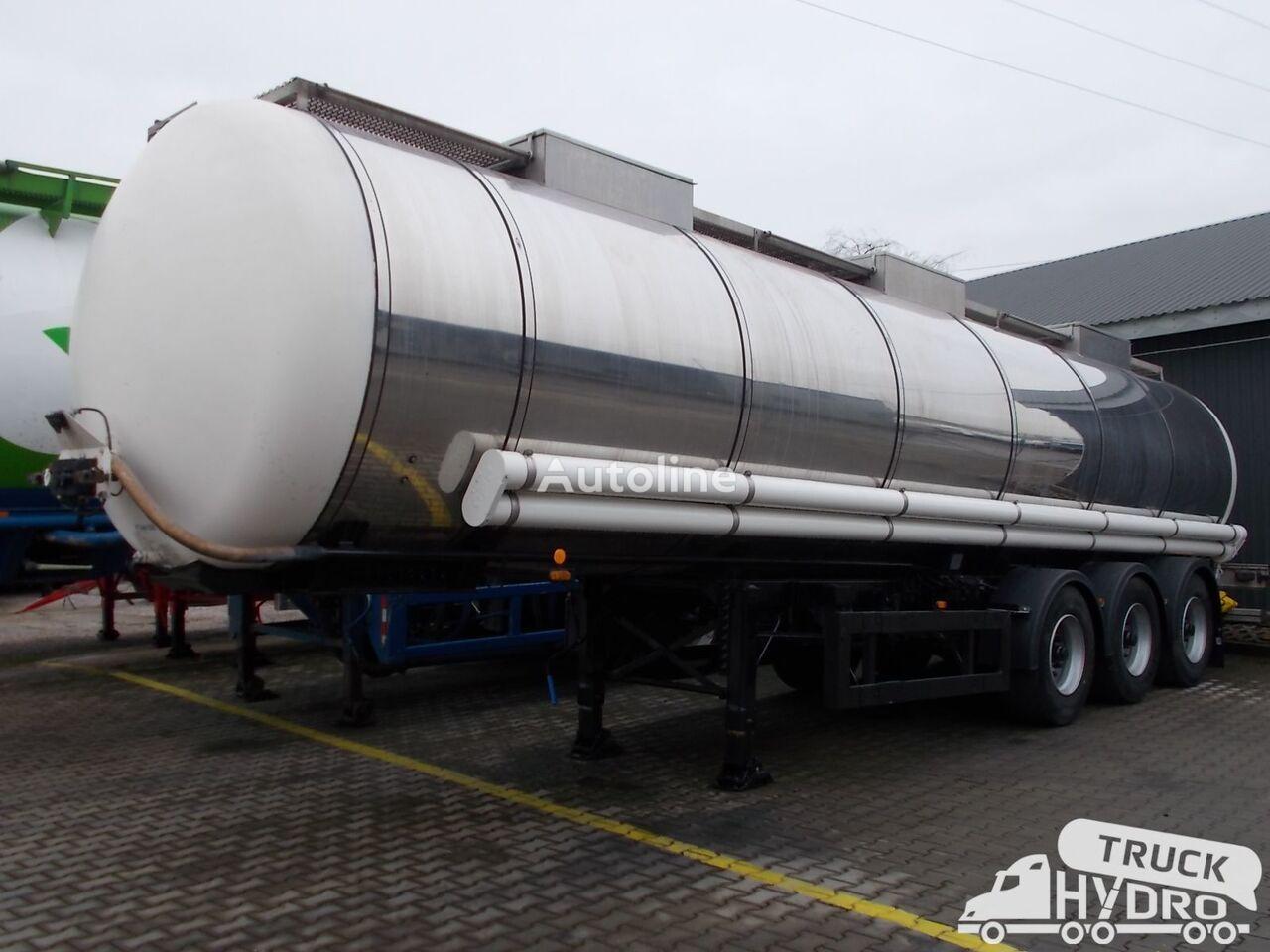 potravinářská cisterna LAG GSA-24