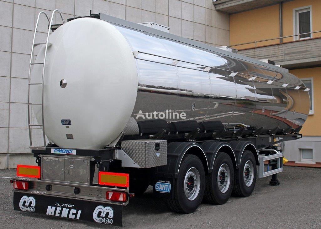 nový potravinářská cisterna SANTI MENCI   Delivery in 60 days