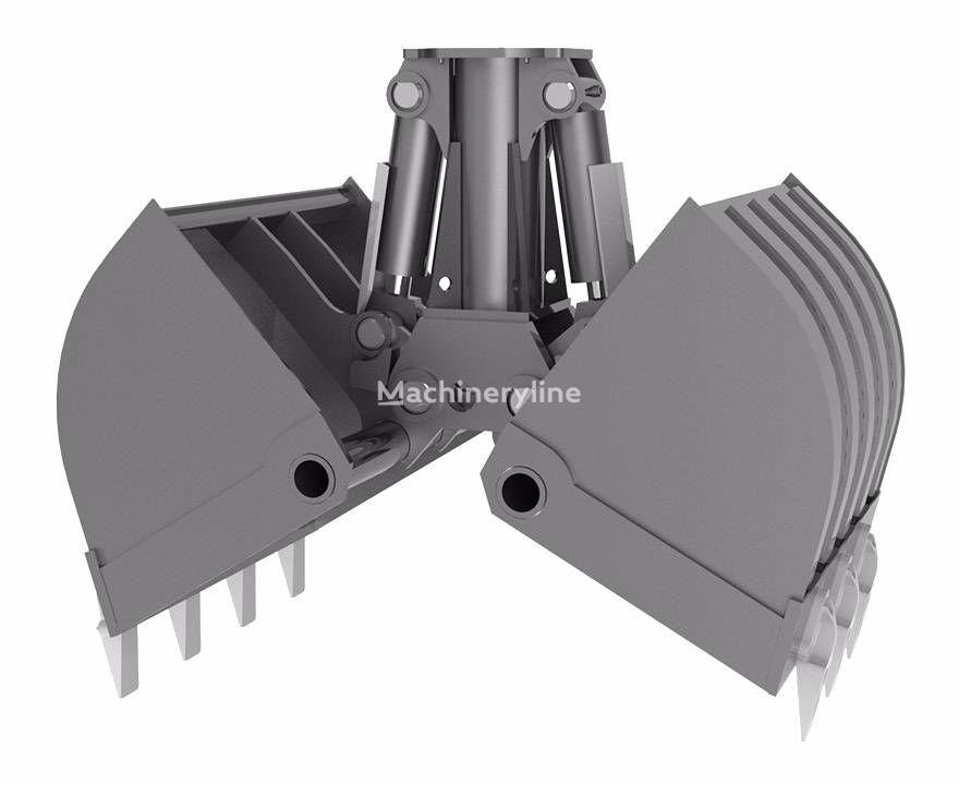 nový drapák VTN 91EZ54 Hydraulic Digging Grab Grapple 370L