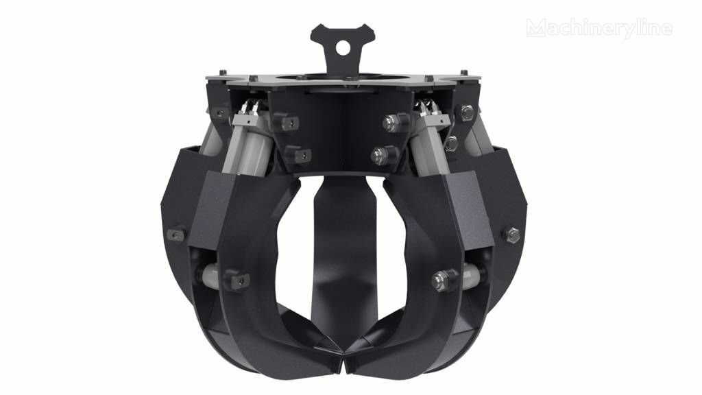 nový drapák VTN 92EC250 Hydraulic Polyp Grab for scrap metal 350KG