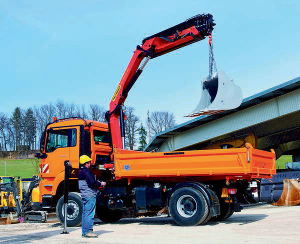 nový hydraulická ruka PALFINGER PK 14002-EH High Perfomance