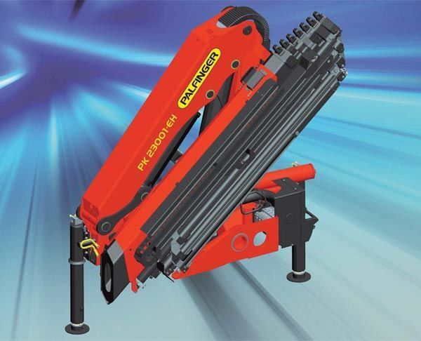nový hydraulická ruka PALFINGER PK 23001-EH High Perfomance
