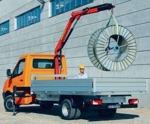 nový hydraulická ruka PALFINGER PK 2900 Perfomance
