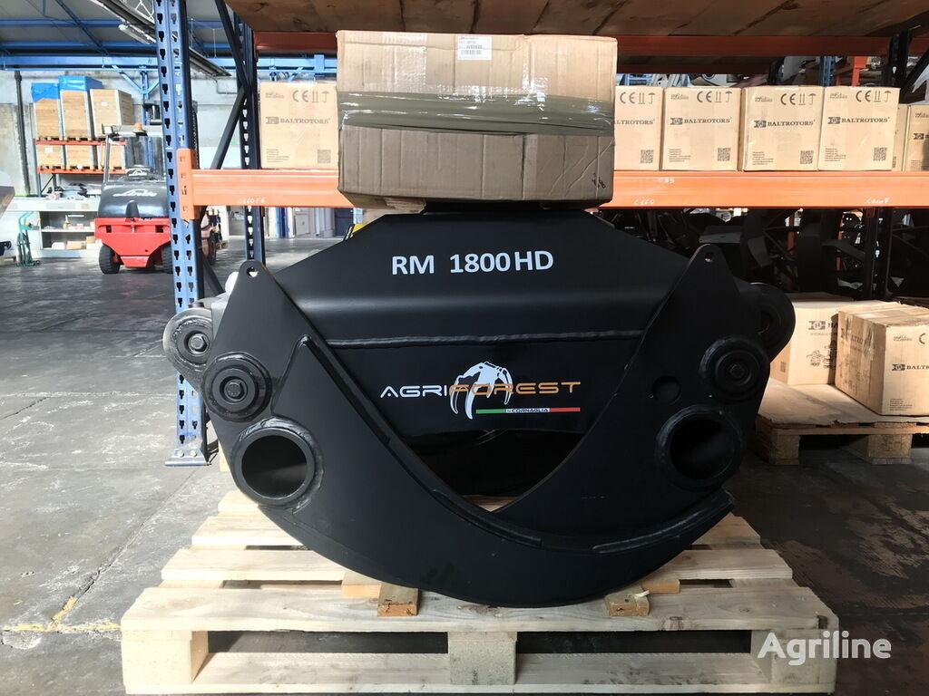 přibližovací drapák AGRIFOREST RM1800HD