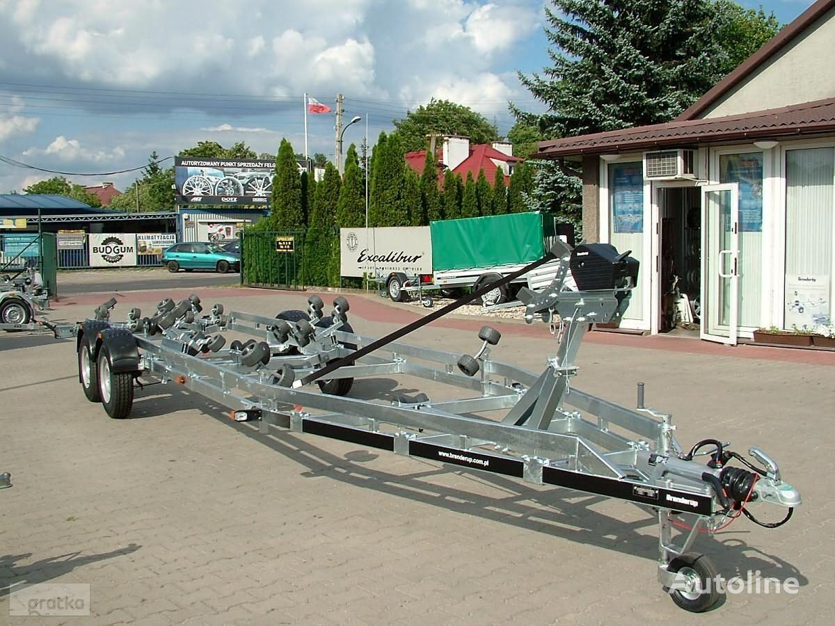 nový lodní přívěs Brenderup Przyczepa do przewozu łodzi Przyczepa Brenderup Przyczepa model