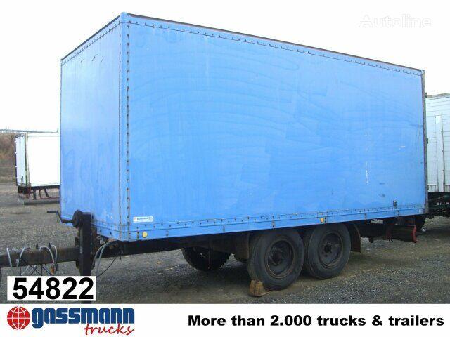 přívěs furgon ACKERMANN TPW / A8,6/5,6E