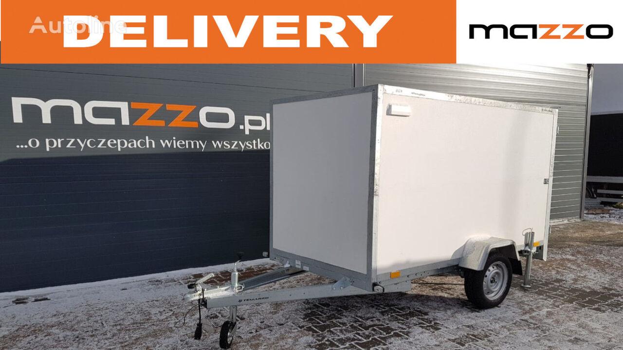 nový přívěs furgon BOX 2512