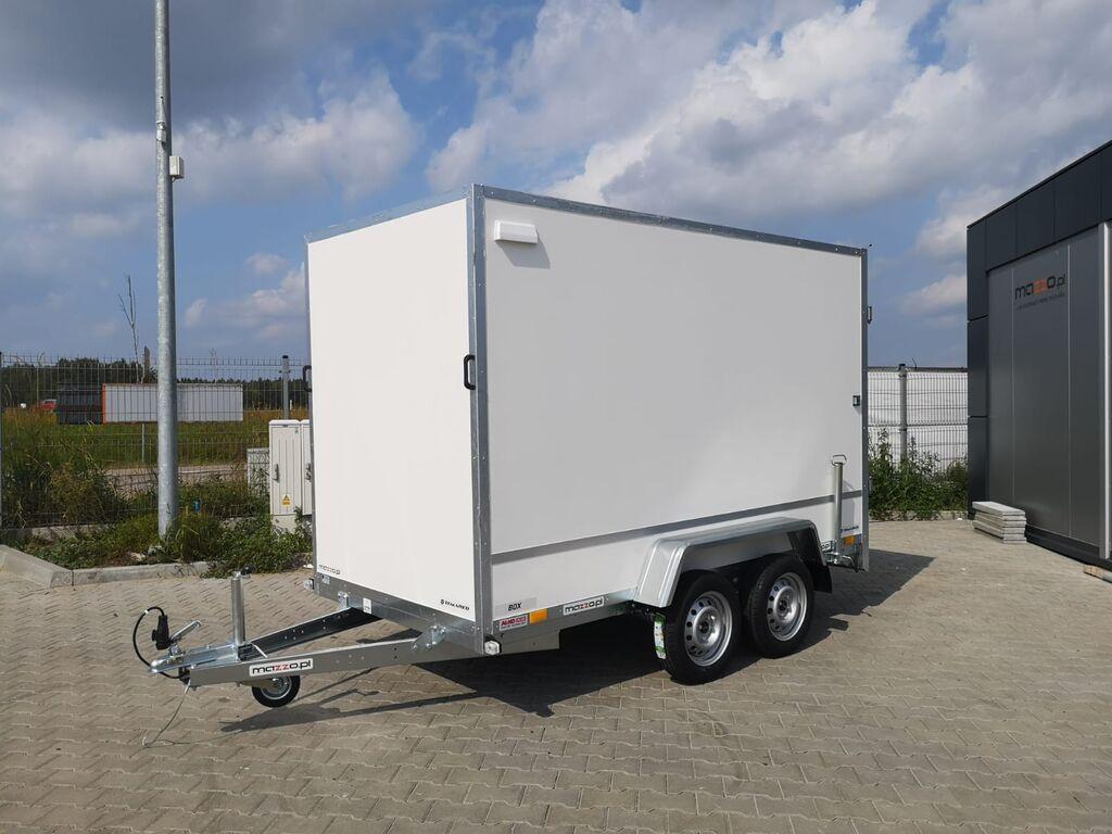 nový přívěs furgon BOX 2515/2
