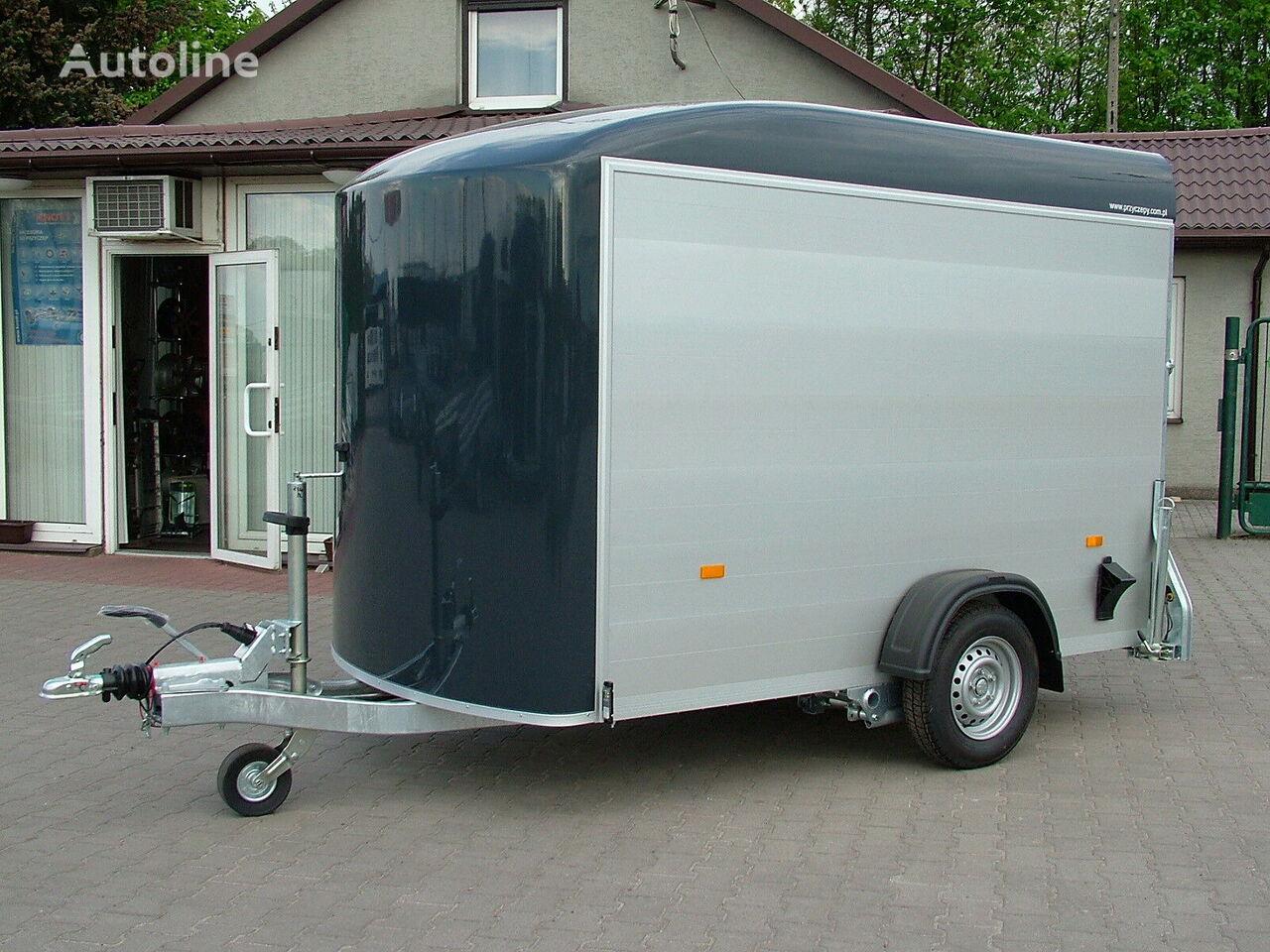 nový přívěs furgon Cheval liberte C300 Aluminium