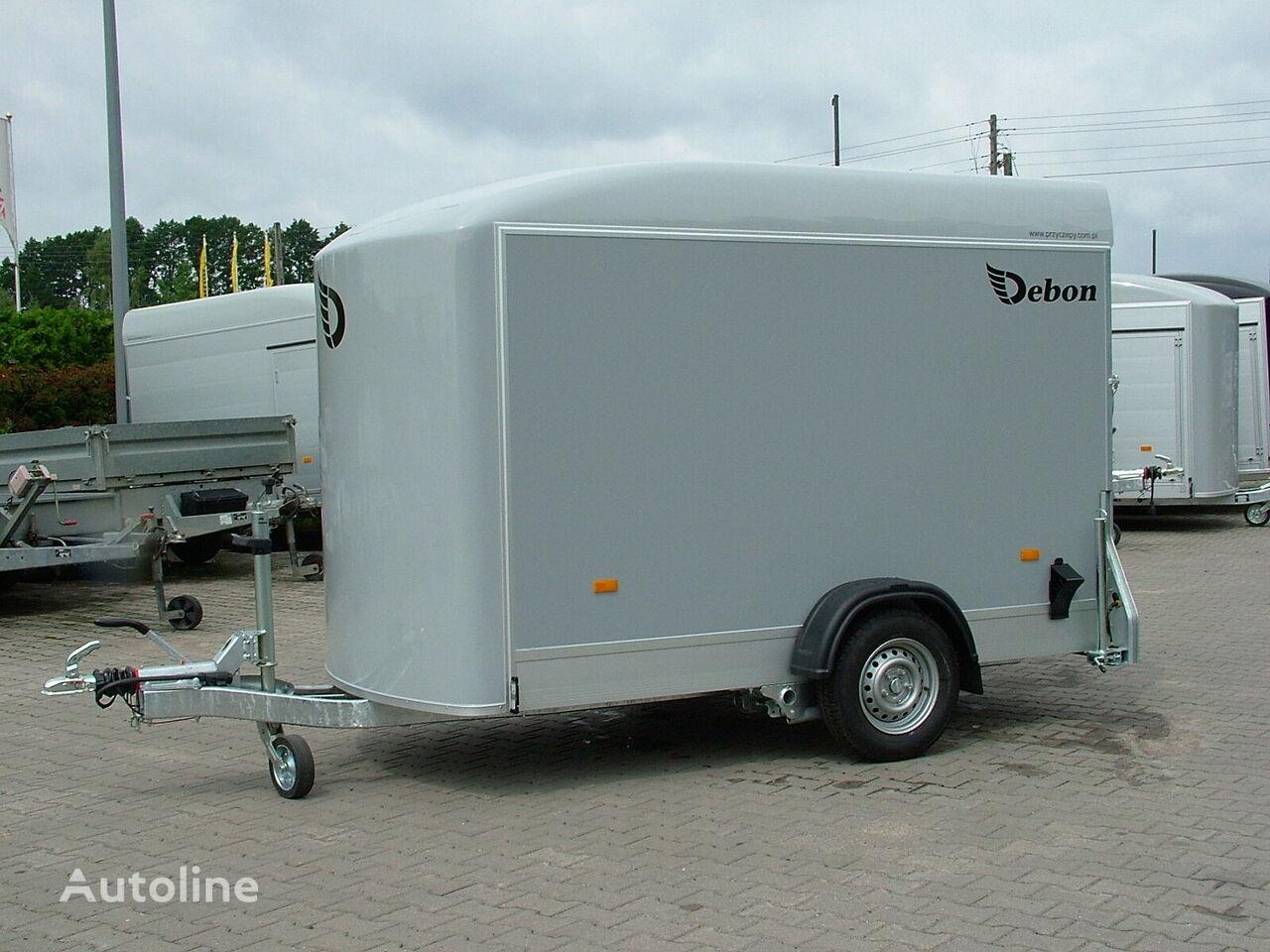nový přívěs furgon Cheval liberte Przyczepa Kontener Cargo C 300 Przyczepa zabudowana i zamykana