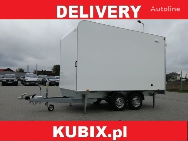 nový přívěs furgon KUBIX Tomplan TFSP 360T.00