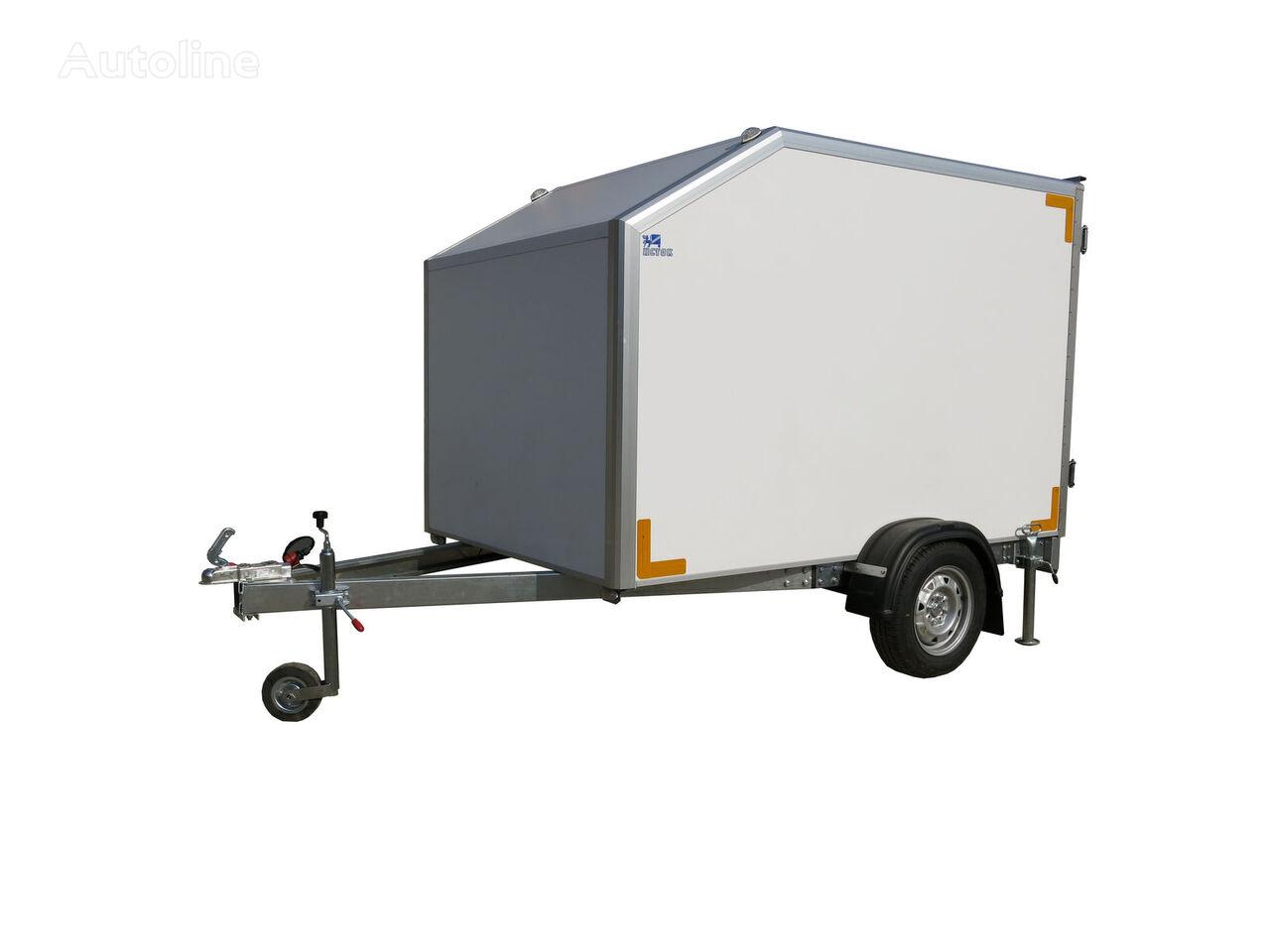 nový přívěs furgon ISTOK 3791M2