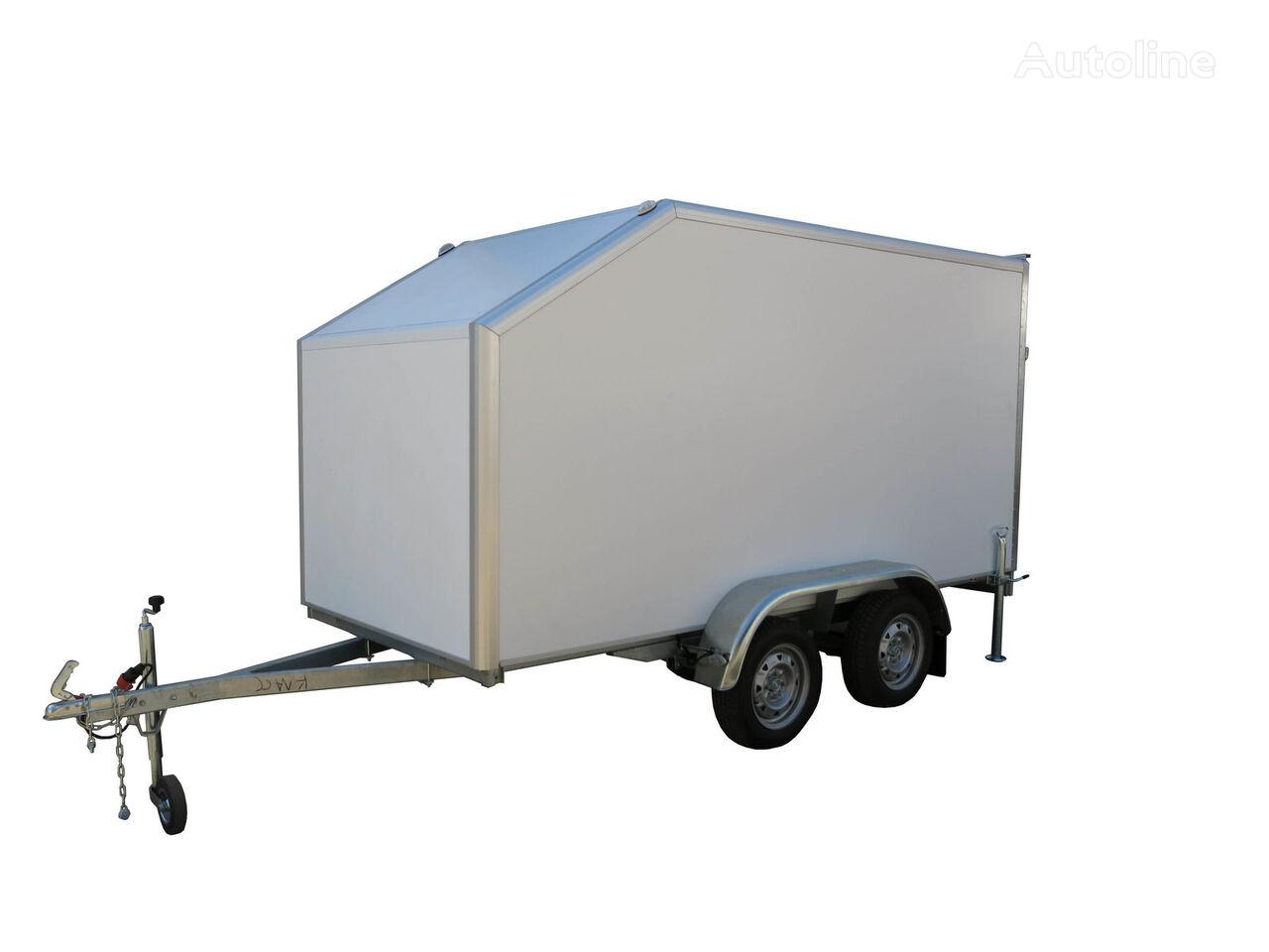 nový přívěs furgon ISTOK 3792M4