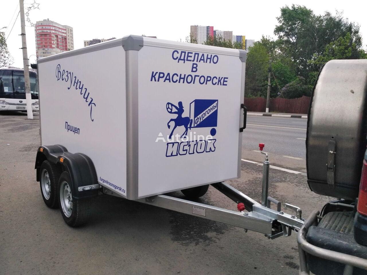 nový přívěs furgon ISTOK Istok 3792M2