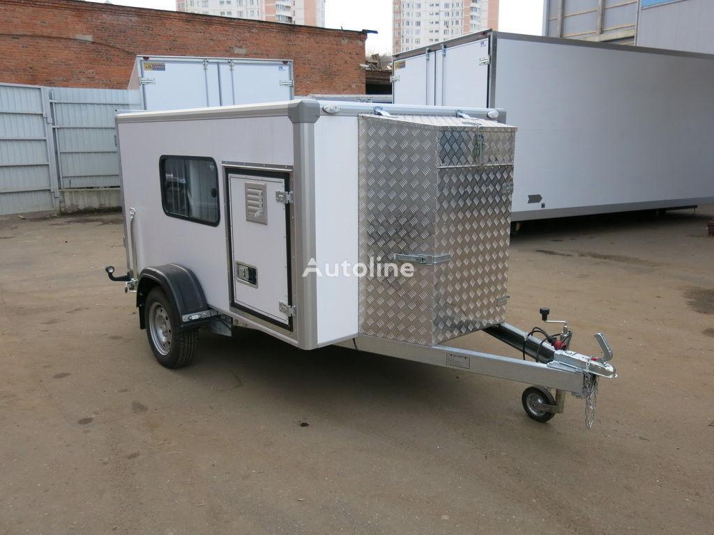nový přívěs na přepravu zvířat ISTOK 3791M3