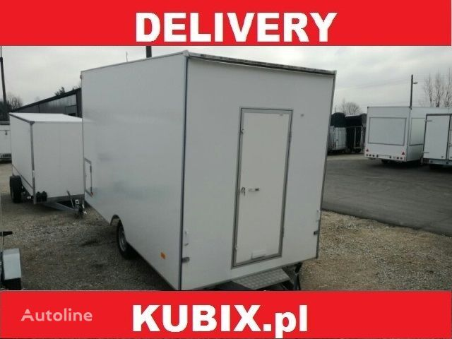 nový přívěs různé NIEWIADOW H13421H, Catering trailer, Verkaufsanhänger 420x203x230, 1300kg