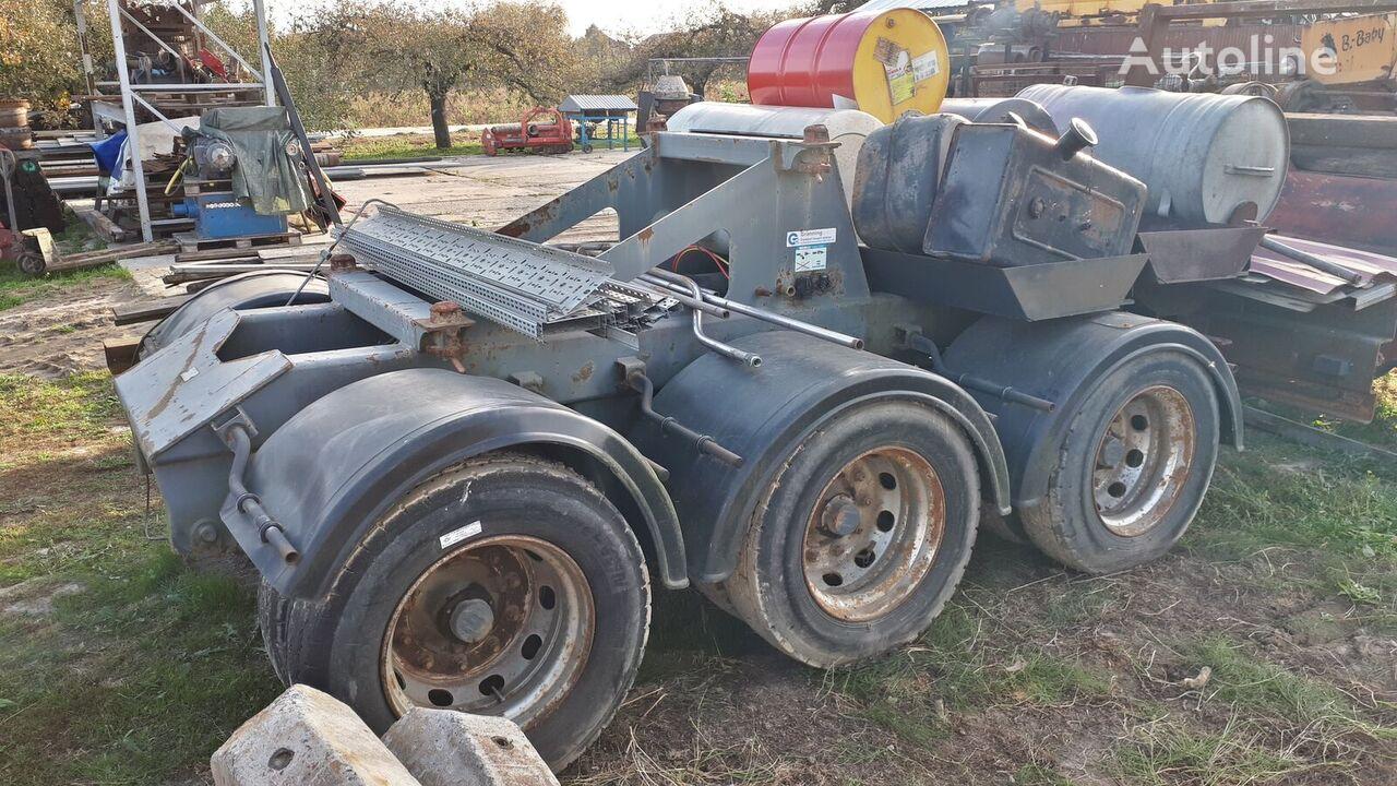 přívěs vozík dolly Dolly Sandvik QJ240 QJ340 Extec C10 C12
