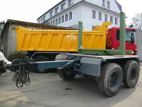 přívěs vozík dolly PV 16-12