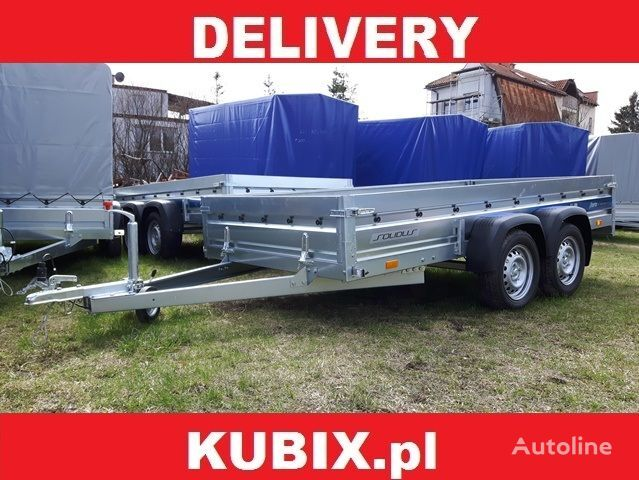 nový vozík za auto FARO SOLIDUS 330x150x35 cm