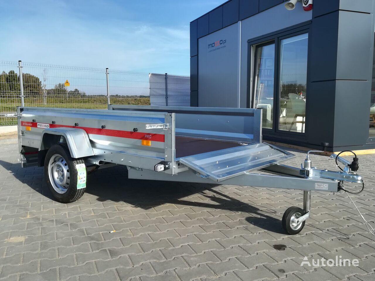 nový vozík za auto Light trailer gvw