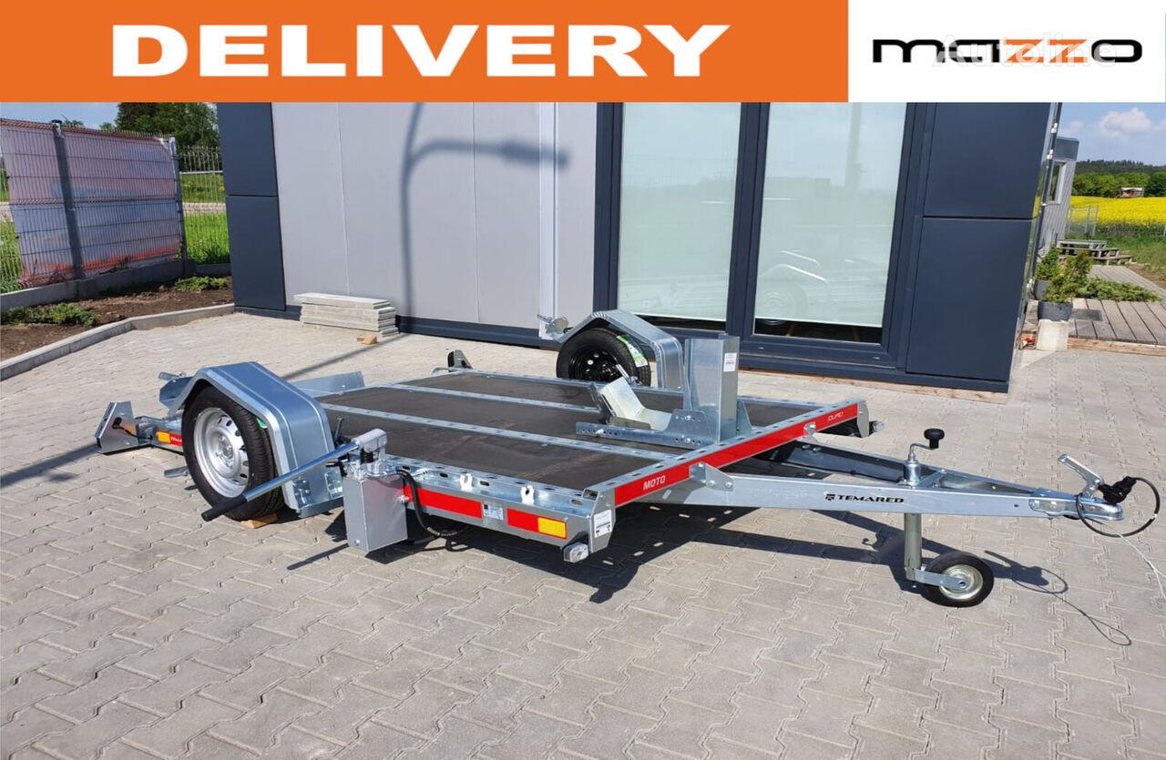 nový vozík za auto MotoQuad trailer