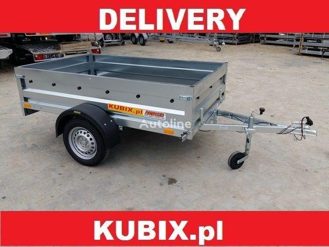 nový vozík za auto NEPTUN Uchylna przyczepa resorowana GN215 210x129x40 cm