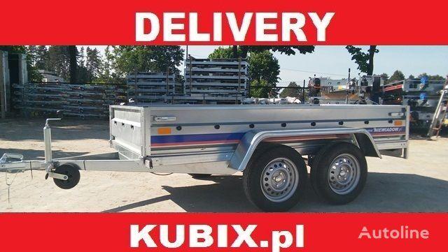nový vozík za auto NIEWIADOW Tandem BEG7527T 263x132x35cm