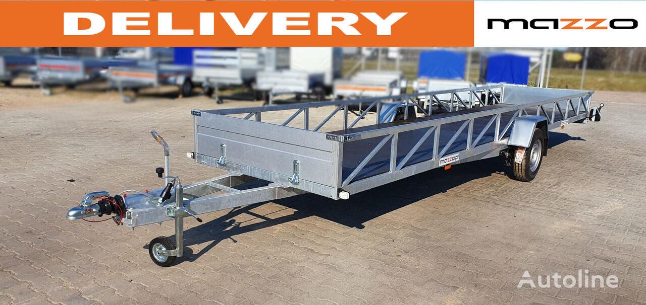nový vozík za auto RYDWAN A1800/S3 Logs trailer  600x150x35cm