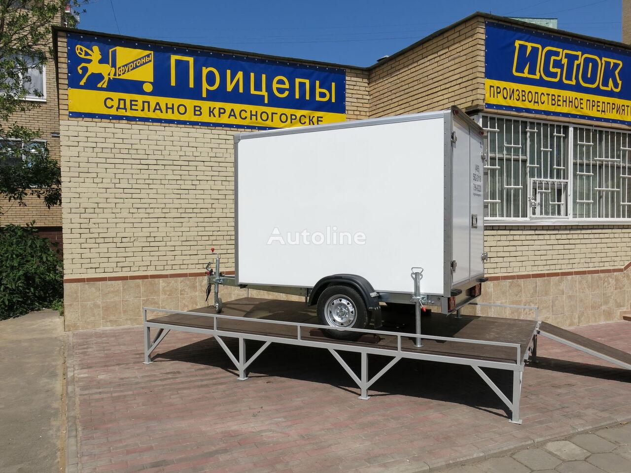 nový vozík za auto ISTOK 3791M2