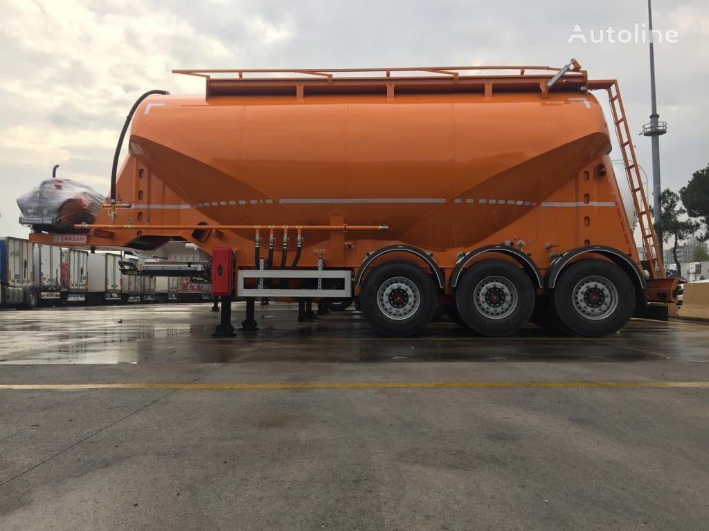 nový silo cisterna CARSAN 2019